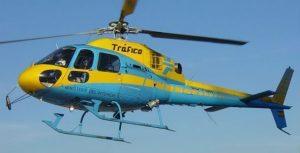 Diferencias entre radares foto de helicóptero Pegasus