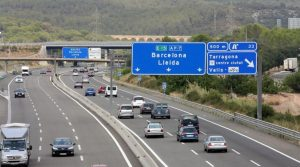 aumenta el trafico diario en la ap-7 en 20.000 vehículos foto de autovia